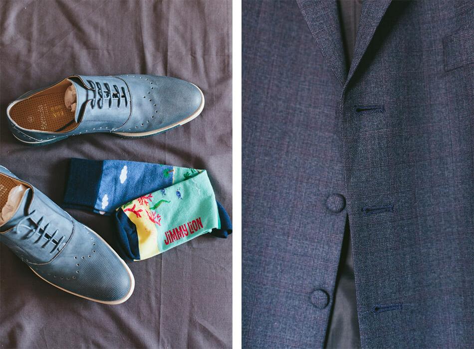 fotografia boda mario madrid zapatos