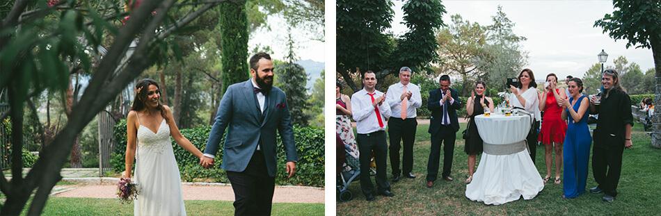 fotografia boda mario y barbara madrid finca coctel jacinto benavente